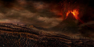 How I climbed Mount Doom (and simply walked into Mordor)
