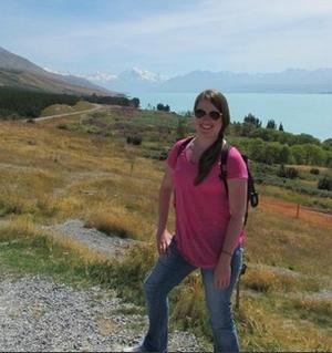 Becky Mahan Travel Blogger