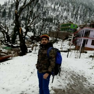 Chirag  Travel Blogger