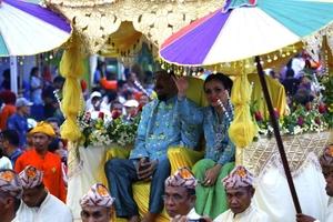 5 months- 5 festivals: Indonesia