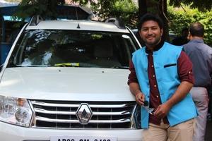Vishnu Vardhan Naik Travel Blogger
