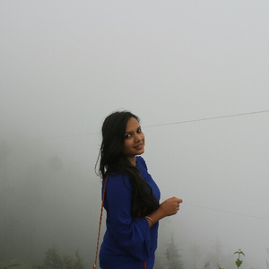 Anukriti Rao Travel Blogger