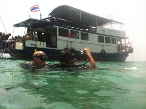 Pattaya, Open Water Diver