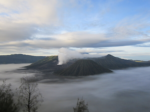 Grotesque Ecstaticism - Mount Bromo
