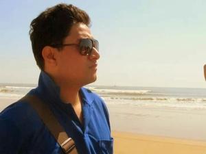 Uddalak Chakrabarty Travel Blogger