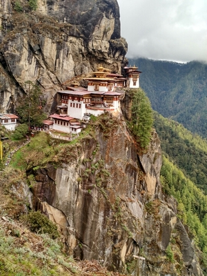 Kingdom of happiness - trekking in Bhutan