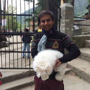 Deepak Jain Travel Blogger