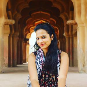 Sonal Vartak Travel Blogger
