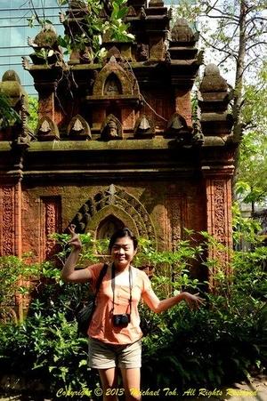 Vicky Chong Travel Blogger