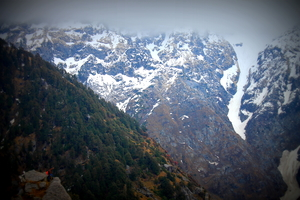 Triund -  A breathtaking Himalayan view