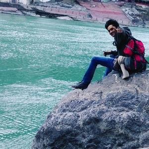 Sushil sureshrao Kshirsagar Travel Blogger
