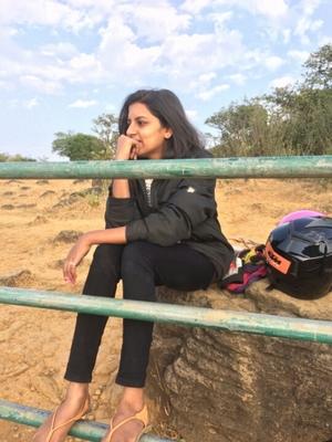 Samrudhi Jadhav Travel Blogger