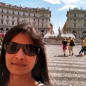 rashmi Travel Blogger