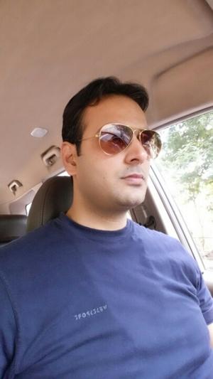Sunil Attri  Travel Blogger