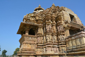 Khajuraho Group Of Monuments...