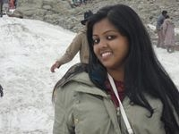 Priya Roy Travel Blogger