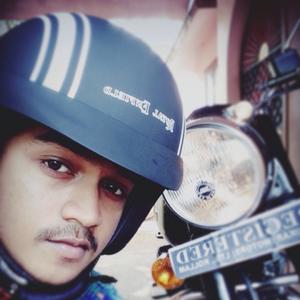 Arjun Dev Travel Blogger