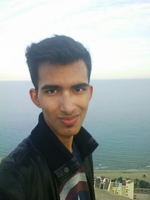 Shivaye Gulati Travel Blogger