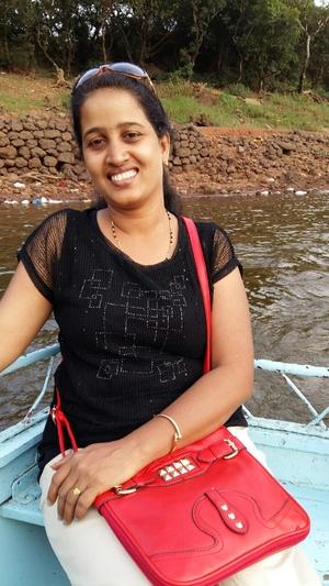 Minal Pednekar Travel Blogger