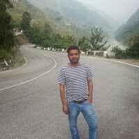 ravi mishra Travel Blogger