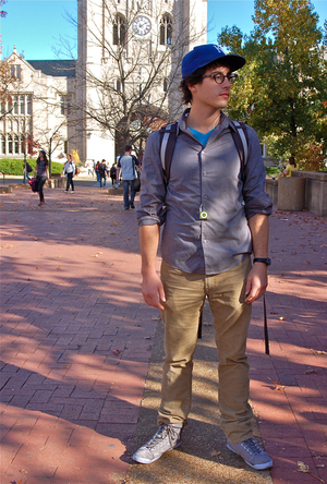 Bryant Nelson Travel Blogger