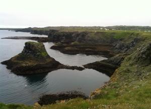 Venturing along Iceland's Snaefellsnes Peninsula