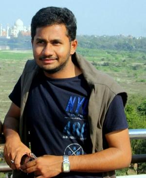 Revanth RK Travel Blogger