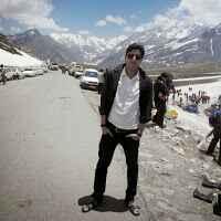 Vaibhav Upadhyay Travel Blogger