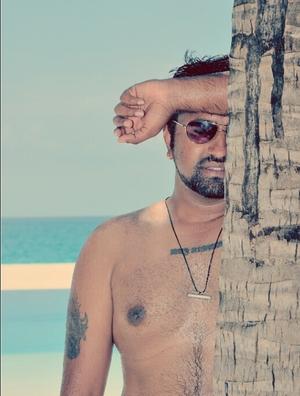 Alone in Maldives