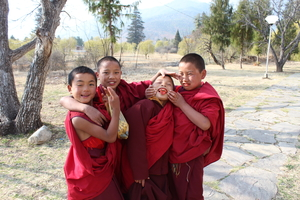 Beautiful Bhutan: Where Happiness is Infectious!