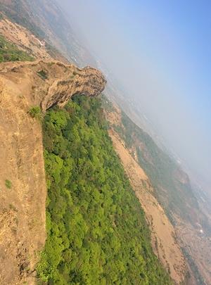 Trekking in the Sahyadris around Pune