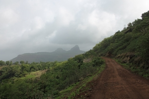 Trekking in the Sahyadris around Pune