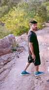 Kaza Sandeep Travel Blogger