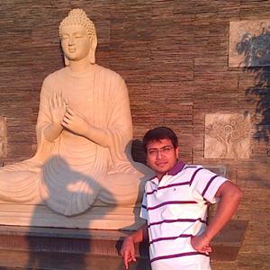 Sonu Prajapati Travel Blogger