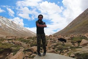 Jayant Sidana Travel Blogger