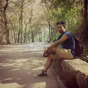 Abhishek Raman Travel Blogger