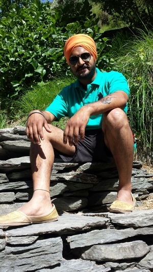 Narinderjeet Singh Travel Blogger