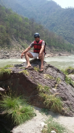 Rahul Dagar Travel Blogger