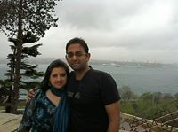Tanushree Mukherjee Travel Blogger