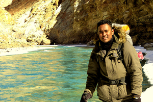 Sobhan Mohanty Travel Blogger