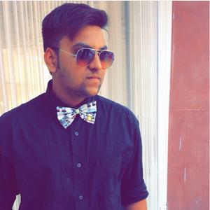 Prachit Rajesh Travel Blogger