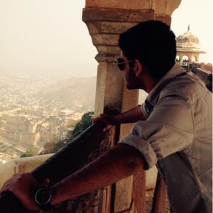 Siddharth Nair Travel Blogger