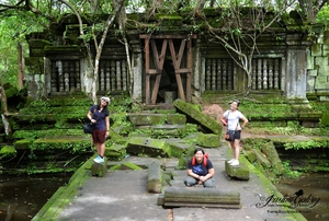 Siem Reap, Cambodia - Beng Mealea and the Floating Village