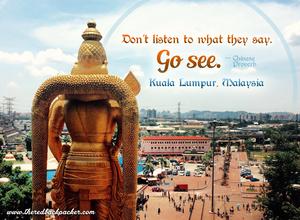 A Drive Thru Kuala Lumpur