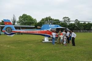 Da Nang Helicopter Tours