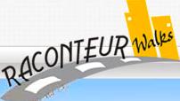 Raconteur Walks Travel Blogger