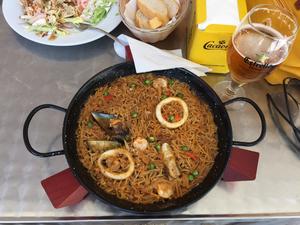 Spanish getaway