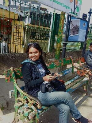 Sanchita C Travel Blogger