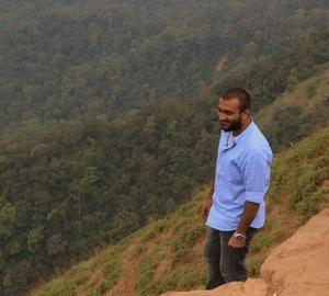 Sachin Jayaraj Travel Blogger