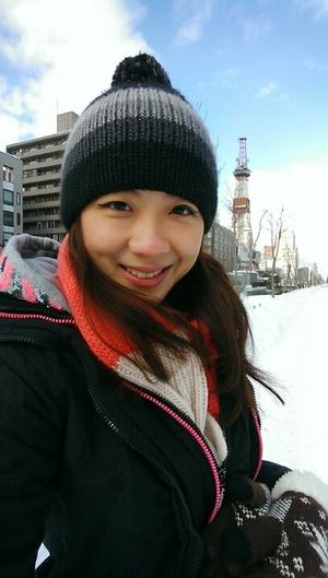 Lin Anting Travel Blogger